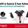 18 SETTEMBRE 2017: Presentazione del corso biennale di optometria