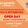 Open Day corso quadriennale post-diploma di Ottica e Optometria (2+2)