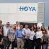 Gli studenti di Optometria in visita alla Hoya Lens Italia