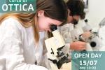 Biennio di Abilitazione in Ottica: il prossimo Open Day in programma per lunedì 15 luglio